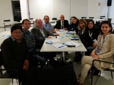 El problema de las sequías en América del Sur: Taller regional de abordaje interinstitucional