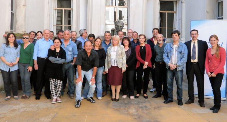 Reunión de Jefes/Encargados de las Estaciones Meteorológicas.