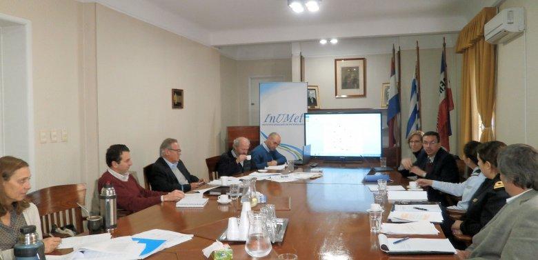 PRIMERA SESION 2015 DEL CONSEJO NACIONAL DE METEOROLOGIA